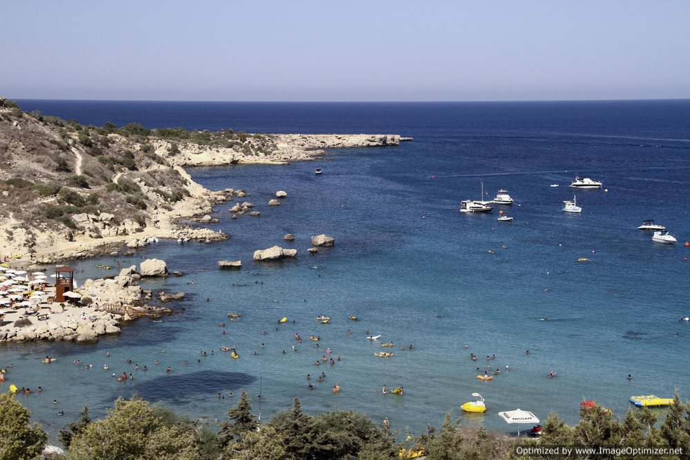 Sitting on a Gold Mine: Cyprus has an Abundance of Natural Gas