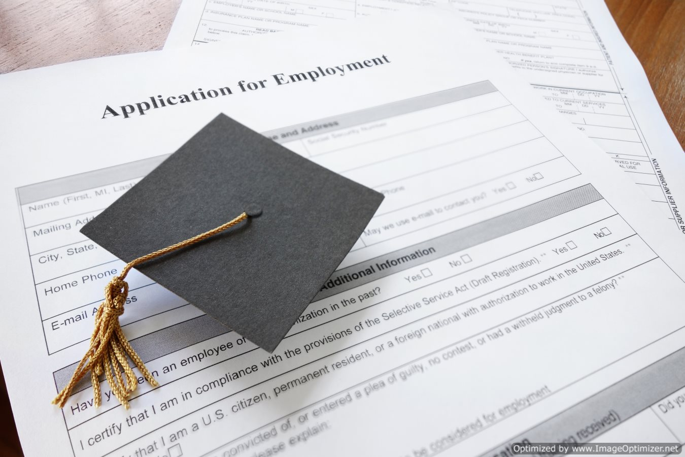 The Future is not looking so Bright: Class of 2013 Faces Grim Job Prospects