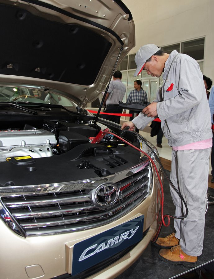Total Recall: Toyota, Nissan and Honda in Massive Recall