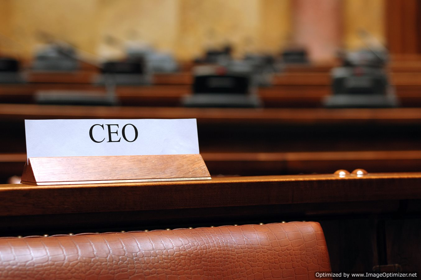 Know Your Role: CEOs Earn 354 Times more than the Average Worker