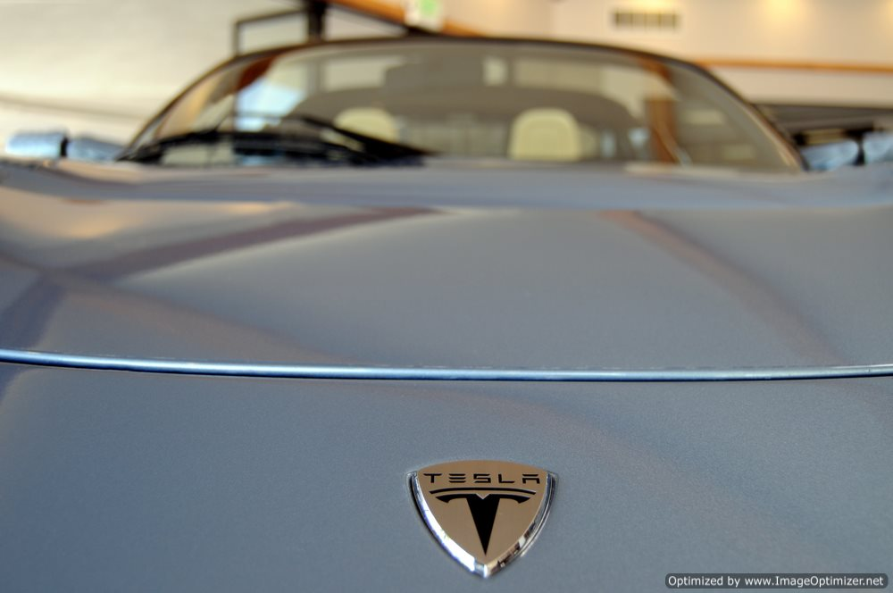 Tesla Sales Eclipse Majority of Luxury Automobiles